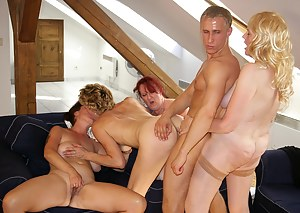 Lesbian Mom and Boy Porn Pictures